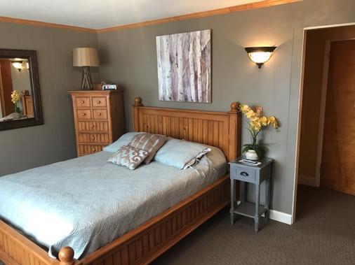 Simmons Motel - Hershey - Makuuhuone