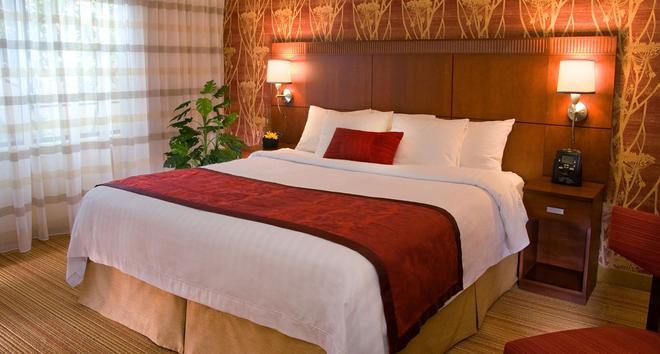 Courtyard by Marriott Seattle Bellevue/Redmond - Bellevue - Bedroom