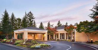 Courtyard by Marriott Seattle Bellevue/Redmond - Bellevue - Gebouw