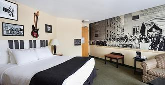 816 Hotel Westport Country Club Plaza Ascend Hotel Collection - Kansas City - Schlafzimmer