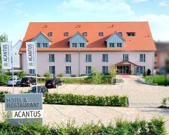 ACANTUS Hotel & Restaurant - Weisendorf - Building