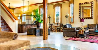 The Nash Guest House - Nashville - Recepción