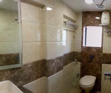 Hotel Kamran Residency - Мумбаи - Ванная