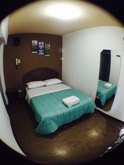 Tupac - Lima Airport Hostel - Lima - Makuuhuone