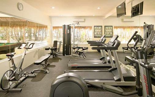 South Palms Resort Panglao - Panglao - Γυμναστήριο