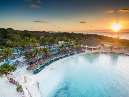 Occidental at Xcaret Destination - Playa del Carmen - Beach