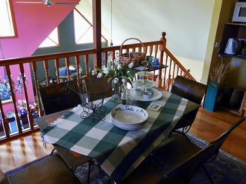 Roseneath Villa B&B - Queenscliff - Τραπεζαρία