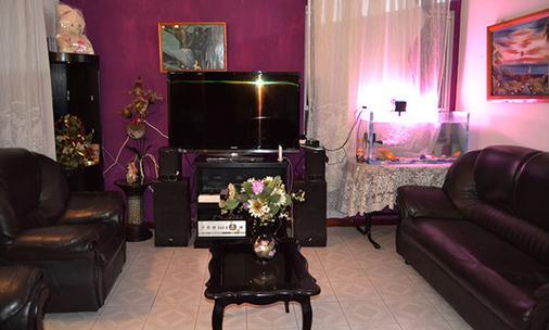 Residence Les Bambous - Mahébourg - Living room