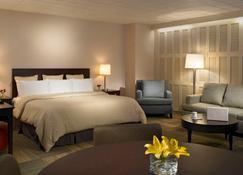 Miami International Airport Hotel - Miami - Schlafzimmer