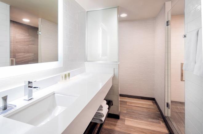 Hilton Denver City Center - Денвер - Ванная