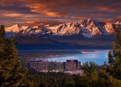 Harrah's Lake Tahoe Hotel & Casino - Stateline - Building