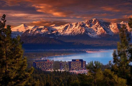 Harrah's Lake Tahoe Resort & Casino - Stateline - Building