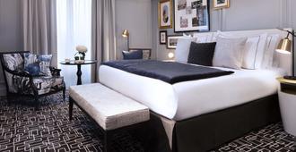 Le Damantin Hôtel & Spa - Paris - Bedroom