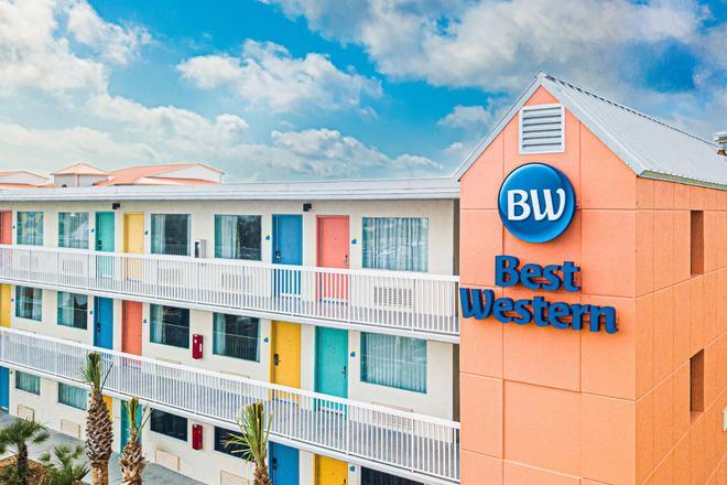 Best Western Beachside Resort - Pensacola Beach - Building