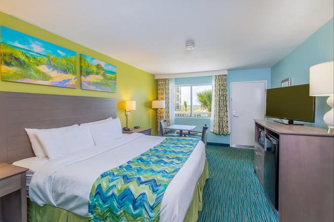 Best Western Beachside Resort - Pensacola Beach - Bedroom