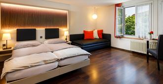 Hotel Jardin - Berna - Habitación