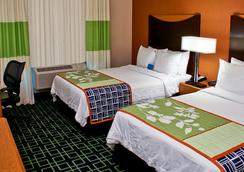 Residence Inn by Marriott Fort Lauderdale Airport and Cruise Port - Dania Beach - Makuuhuone