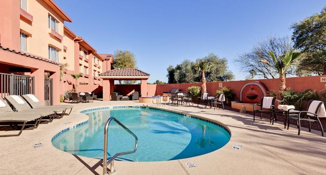 SpringHill Suites by Marriott Tempe at Arizona Mills Mall - Tempe - Pool