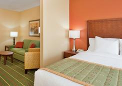 SpringHill Suites by Marriott Tempe at Arizona Mills Mall - Tempe - Phòng ngủ