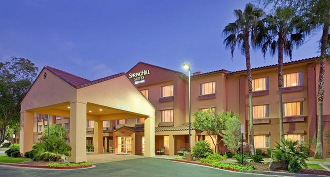 SpringHill Suites by Marriott Tempe at Arizona Mills Mall - Tempe - Κτίριο