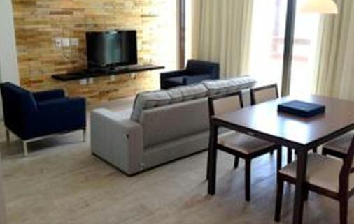 Wave Suites Hotel - Maceió - Living room