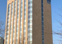 Crowne Plaza Düsseldorf-Neuss - Neuss - Gebouw