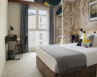 Hôtel Bootcamp By Happyculture - Issy-les-Moulineaux - Bedroom