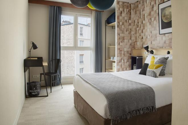 Hotel Bootcamp by HappyCulture - Issy-les-Moulineaux - Bedroom