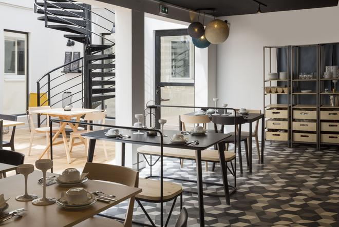 Hotel Bootcamp by HappyCulture - Issy-les-Moulineaux - Lounge