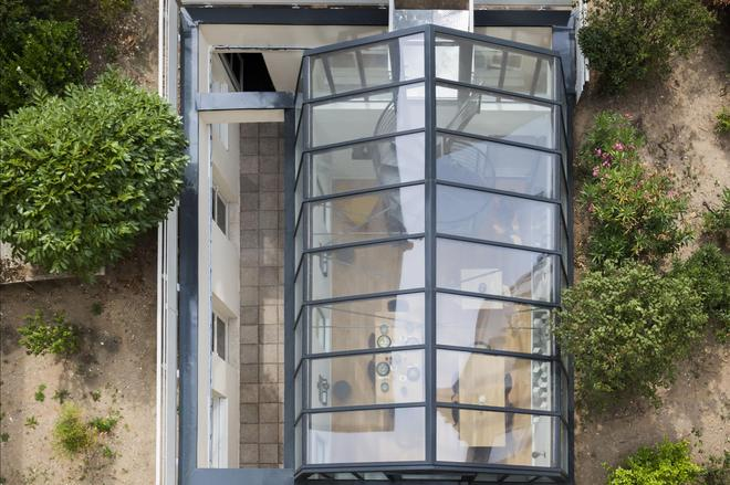 Hotel Bootcamp by HappyCulture - Issy-les-Moulineaux - Balcony