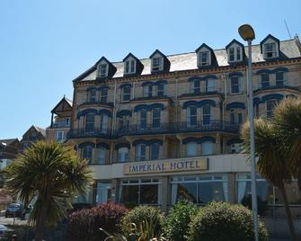 Imperial Hotel - Ilfracombe - Building