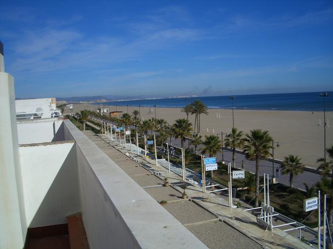 El Globo - Βαλένθια - Παραλία