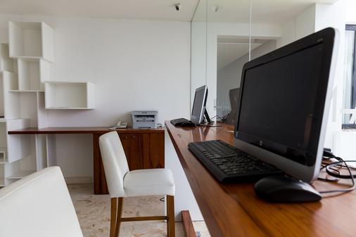 Anah Suites - Playa del Carmen - Khu vực làm việc