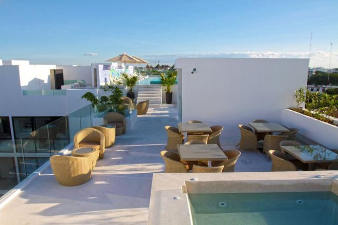 Anah Suites - Playa del Carmen - Kattoterassi