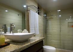 Plaza Florida Suites - Santo Domingo - Bathroom