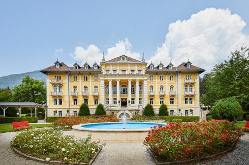 Grand Hotel Imperial - Levico Terme - Toà nhà