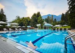 Grand Hotel Imperial - Levico Terme - Bể bơi