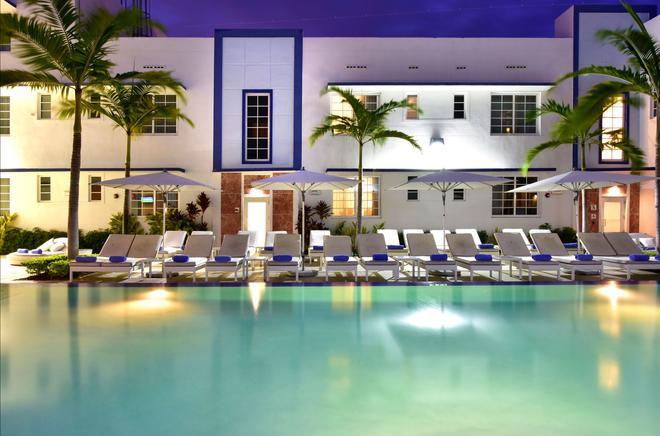 佩斯塔納南灘酒店 - 邁阿密海灘 - 邁阿密海灘 - 建築