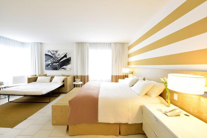 佩斯塔納南灘酒店 - 邁阿密海灘 - 邁阿密海灘 - 臥室