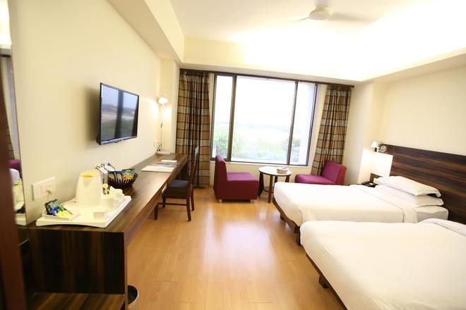 哈邁達巴德銀雲酒店 - 阿默達巴德 - 艾哈邁達巴德 - 臥室