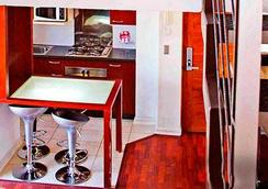 Amistar Apartments - Santiago - Kitchen
