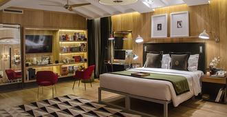 Browns Central Hotel - ליסבון - חדר שינה