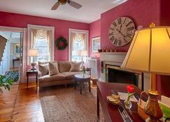Sherburne Inn - Nantucket - Lobby