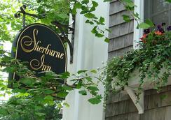 Sherburne Inn - Nantucket - Outdoor view