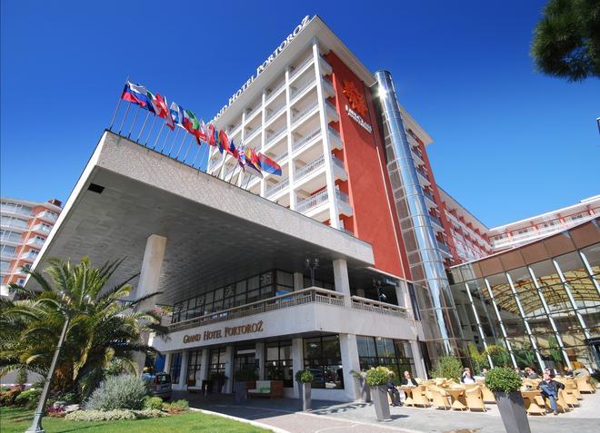Grand Hotel Portorož - LifeClass Hotels & Spa - Portorož - Building