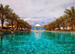 Hilton Ras Al Khaimah Beach Resort - Ras al-Khaimah - Zwembad