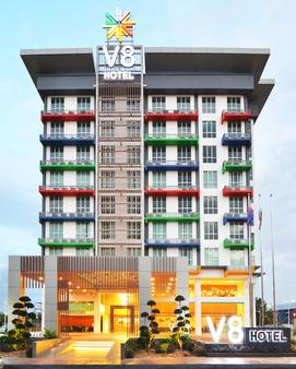 V8 Hotel - Johor Bahru - Rakennus