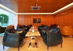 V8 Hotel - Johor Bahru - Oleskelutila