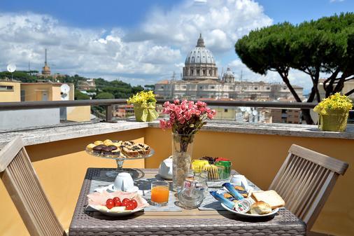 Fragrance Hotel St. Peter - Rooma - Parveke