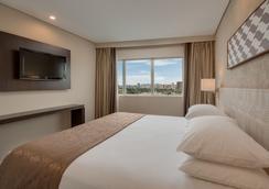 貝里尼天才大酒店 - 聖保羅 - 聖保羅 - 臥室